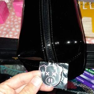Jeffree star x Shane dawson piggie cosmetics bag
